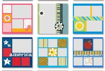 Scrapbooking / Obsessed with scrapbooking... Ideas and inspiration. / by Poochie Baby