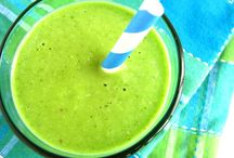 Detox Smothies / Go green with this smoothie  / by Ellen Rock