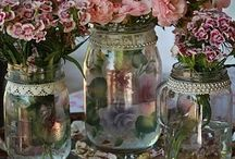 flowers and gardens / by Karen Acurso
