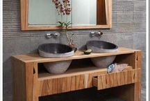 Bathroom / by Brandi Best