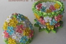 Quilling Tutorials plus a few others / All the how tos   / by Francine Franklin