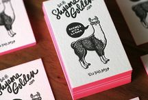 bidness cards / by Johana Barretto