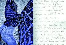 Indigo Blues / by Violeta Villacorta & ORG by vio