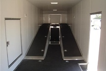 Trailer Interiors / by OT Trailers
