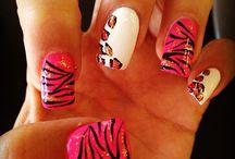 Nails!! / by Misty Frank