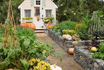 Garden Styles: Pretty Potager / by Rochelle Walter Greayer