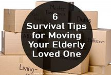Moving Tips for Seniors / by The Betty Brigade