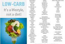 Low Carb / by Kathie Cope