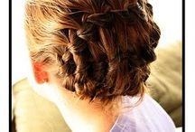 Hairstyles / by Arwen Gannaway