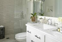 Bathroom design / by Elizabeth DeVett