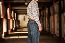 Wrangler 20X / Worn by world champion cowboys, professional football players and country music stars, Wrangler® 20X® jeans offer comfort and durability for any man living an active western lifestyle. This mid-rise jean sits at the waist and features an extra relaxed seat and thigh, leg openings to fit over boots, and a cell phone pocket for convenience.  / by Wrangler Western