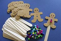 Gingerbread  / by Sue Hills