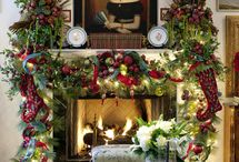 Christmas Mantels / by Jennifer Mitchell