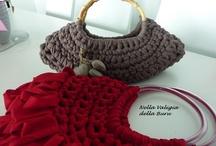 Crochet bag / by Beelove Crochet