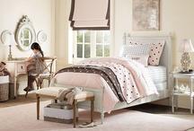 girls bedrooms / by Christel Davis