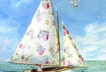 Nautical / by Jeanne van Etten