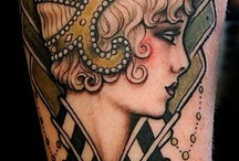 Tattoo's / by Erin Edwards