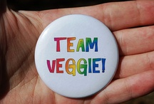 Veg*n  / Vegan , vegetarian , animal rights , recipes , quotes, posters , humor and facts  / by Gemmahh Lou