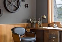 Travis Office / by Madeline Jones