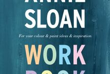 Annie Sloan Work Book / by Nancy Jones