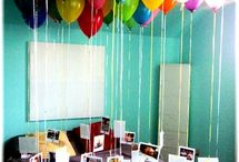 Birthday Party Ideas / by Cindy Martin