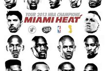 Miami Heat / My team! ❤ / by Patricia Mata