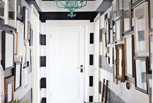 Entryway & Hallway / by Linda @ theLENNOXX