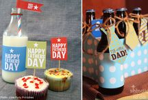 Father's Day / Father's Day Craft Activities, Funnies, Inspiration, Projects and more. June Holiday Season / by Frugal Coupon Living - Ashley Nuzzo
