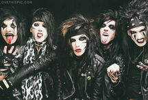 Black Veil Brides / by Allyson Hernandez