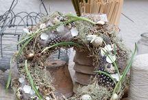 Wreaths - Rustic / by Dayna Longsine