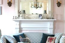 Living room inspirations / by Ciao Bella Styles