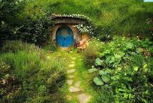 Hobbit homes / by Sierra Conner