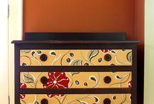 Dresser redos / by Ronnie Davis
