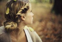 Hairstyle Inspiration / by Shonna Fallen