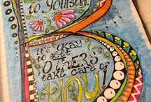 Art Journal / by Laura Bray Designs