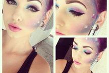 Body/Face Paint inspiration! / by Desi Delaluna