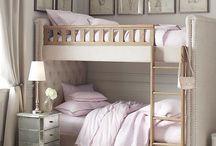 Bedrooms: I'd Love to Sleep in / by Sara Noel