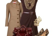 Fall/ winter outfits  / by Brittany Cahill