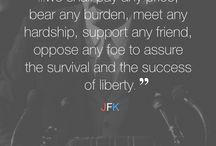 JFK / by M. R. Marler