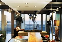 Man-made Paradise  / Interior design and architecture that inspires and stuns.  / by Jackie May