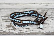 DIY Bracelets and jewelry / by Yajaira Jaume