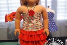 18 in Doll Patterns and ideas / by Charol Fortman Stechschulte