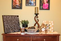 Home decor / by Melanie McLaughlin