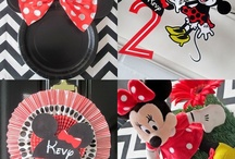 Party - Minnie Mouse Birthday / by S Vaughn