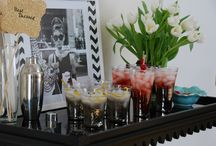 Oscar and Red Carpet Viewing Party Ideas! / by Party Bluprints Blog