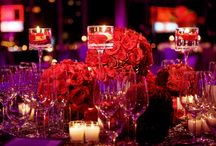 Red Wedding Inspiration / Red Wedding Details / by Luxe Event Productions