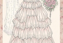 Jennelise Rose designs / Jewelry, fashion, bridal gowns sketches & photos by J.R. / by MaGi Love