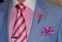 Men's silk ties made in Italy / by Avenue 22