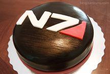 Nerd Cakes / by Gamerwife