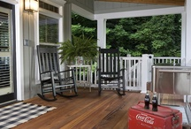 Porches  / by Karen Messick-Imfeld